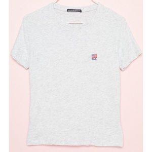 Brandy Melville USA patch t shirt